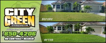 Image For Lawns Fungus Control Spraying For Lawns In Cape Coral Fl