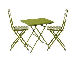 outdoor cafe table and chairs. View In Gallery EMU Arc En Ciel 2 Seater Outdoor Bistro Set, Green Cafe Table And Chairs