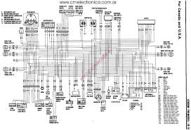 wiring diagram for suzuki 800 wiring diagram \u2022  at Color Wire Diagram For A 1995 Suzuki Intruder 800