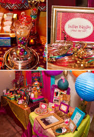 Small Picture Vibrant Exotic Bollywood 40th Birthday Party 40th birthday