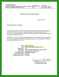 18 Confirmation Of Employment Letter For Bank Weddingsinger On