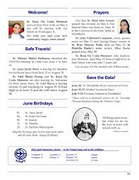 SSpS-USA Bulletin May 2016 by Holy Spirit Missionary Sisters - issuu