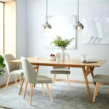 modern dining table modern dining tables with mid century design inspiration 3 modern dining tables