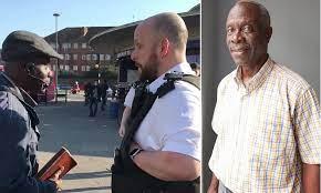 Police arrest preacher, 64, and grab ...