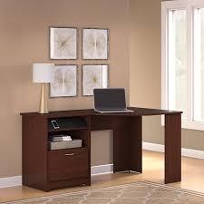 corner desk walmart. Modren Desk Bush Furniture Cabot Corner Desk With Walmart L