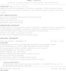 Bartender Resume Template Resume Example Server Bartender Resume Custom Server Bartender Resume