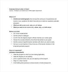 12 Grad School Statement Of Purpose Sample Salary Format