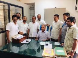 Mr. P. Abdul Gafoor Takes Over Charge as Senior Supdt. : Farook College