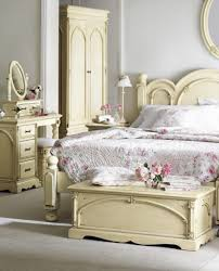 Shabby Chic Bedroom Chair Bedroom Old Chair Vintage Door And Lovely Lamp Make The Bedside
