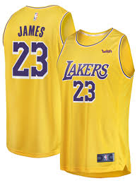 Authentic Jersey Lakers Lebron James