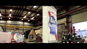 Yesco Installs Pabst Blue Ribbon Neon Sign