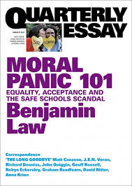 moral panic quarterly essay