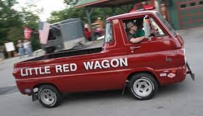 Image result for red wagon
