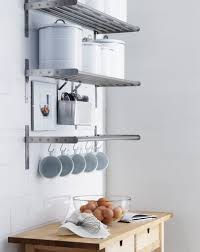 kitchen wall storage hanging rack ideas unit grid system uk cabinet solutions ikeas ikea x lovely
