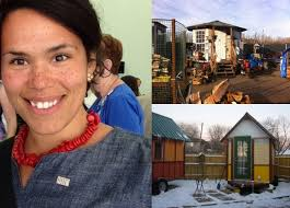 tiny houses madison wi. Clockwise From Left Cate Mingoya A Tiny Home In Dignity Village Portland Houses Madison Wi