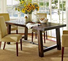 Decorating A Kitchen Table Dining Room Dining Room Centerpiece Ideas Wooden Table And