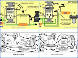 excellent wiring gfci and light switch diagram how to wire a gfci  excellent wiring gfci and light switch diagram how to wire a gfci outlet with two switches