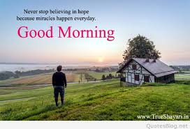 Good Morning Hope Quotes Best of Best Whatsapp Hindi Quotes Good Morning 24 24 HD Wallpapers