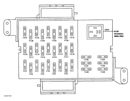 solved fuse box diagram for lincoln towncar 1999 fixya 1c87768 gif