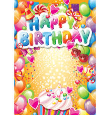 free happy birthday template happy birthday images free google search happy birthday