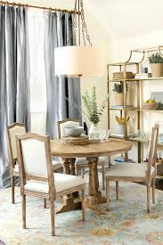 your dining room chandelier should be one half to two thirds the diameter of your