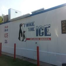 Ice Vending Machines Near Me Magnificent Twice The Ice CLOSED DoItYourself Food 48 Coit North