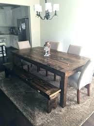 rustic farmhouse table and chairs farmhouse table chairs full image for farmhouse dining table with bench