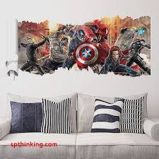 superhero wall decals canada beautiful 3d the avengers super heroes wall stickers for kids rooms