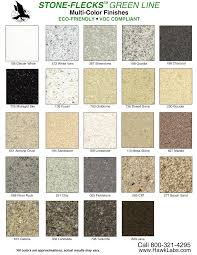 Refinish Bathroom Countertop Stone Flecks Color Chart Mdl Bath And Kitchen Refurbishingmdl