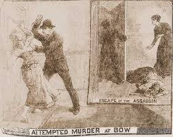 Ada Wilson - A Possible Early Jack The Ripper Victim.