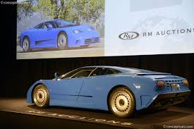 With the throttle valves completely open, the eb110 accelerates at full elasticity. 1993 Bugatti Eb110 Chassis Za9ab01e0pcd39023 Engine 0035