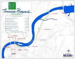 tn riverwalk map