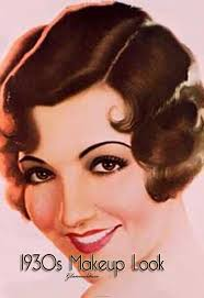 1930s makeup style9