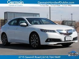 Used 2015 Acura TLX 3.5L V6 4D Sedan Dublin #H3630 | Germain ...