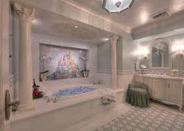 Champagne Bathroom Suite Your Inside Look At Disneylands Themed Suites For Super Fans