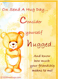 happy hug day for friends. Perfect Day Send A Hug Day Jan 21  Friendly Hugs Friendship In Happy For Friends W