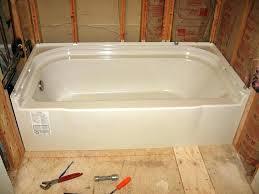bathtub surround kits bathtub surround installation new sterling accord tub interior bathtub tile surround bathtub surround