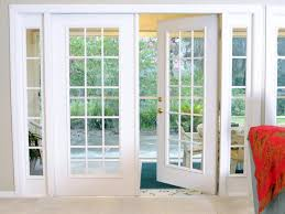 french patio doors with built in screens