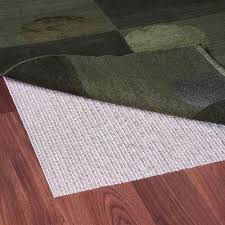 rug stop natural rubber non slip indoor rug pad size 339 x natural rubber rug pad