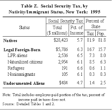 Immigrants In New York Their Legal Status Incomes And Taxes