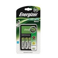 multipurpose battery chargers energizer maxi aa aaa battery charger incl 4 x aa 1300mah rechargeable batteries