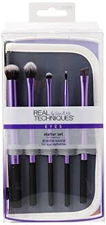 technique makeup brush set amazon real techniques starter set hand cut hair design