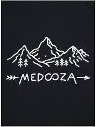 Свитшот <b>Medooza</b> Горы Черный купить
