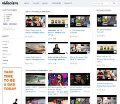 website template video 26 best free video blogger template like youtube techclient