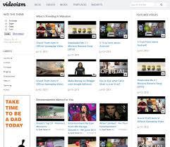 website template video 26 best free video blogger template like youtube techclient