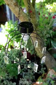 fairy light project diy solar light chandelier solar light diy solar lights for garden