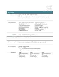 High School Resume Template Google Docs Simple Resume Template