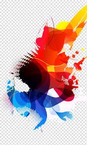 Splash Design Graphic Design Illustration Illustration Paint Splash