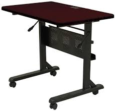 tables on wheels office. Small Rolling Desk Beautiful For Portable Office Tables Table Puter On Wheels