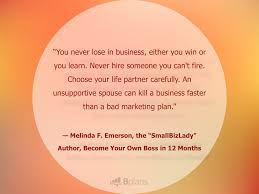 Women In Business Quotes 100 Quotes from Women Entrepreneurs Bplans Bplans 1